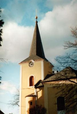 Zborovice, Kostel sv. Bartoloměje / Zborovice, Kostel sv. Bartoloměje