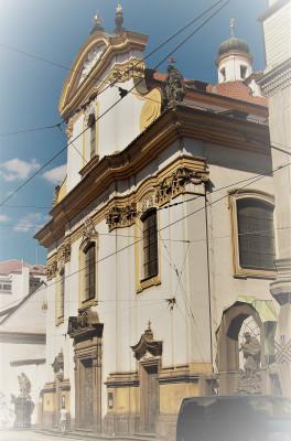 Kostel Nejsvětější Trojice / Autor fotografie: xy