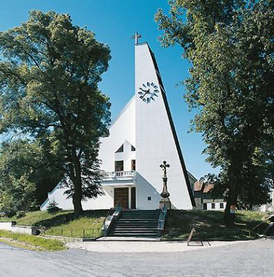 Křelov-Břuchotín / Kostel sv. Jiljí