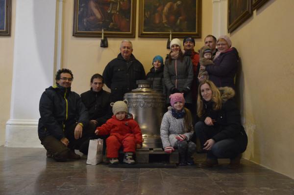 Zvon Bartoloměj, 502 kg / Divišov, kostel sv. Bartoloměje