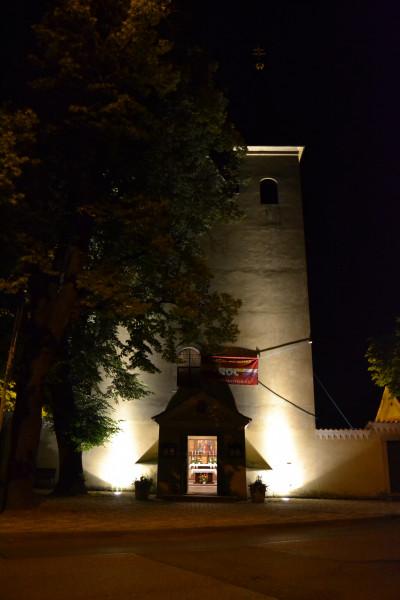 Noc kostelů - celý kostel