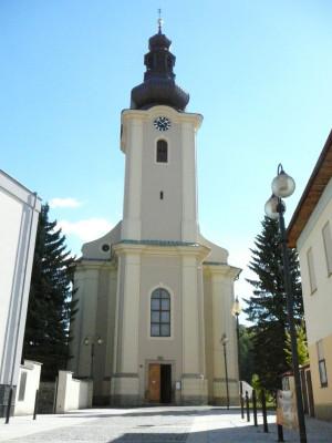 Rožnov pod Radhoštěm, kostel Všech svatých
