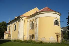 kostel Sv.Bartolomeje Lovčice