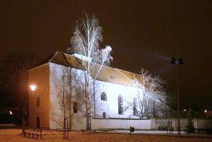 Brno-Komárov, kostel sv. Jiljí