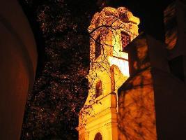 Velké Pavlovice, kostel Nanebevzetí Panny Marie