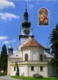 Třebíč-město, kostel sv. Martina