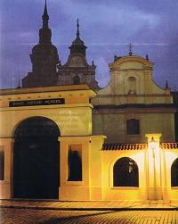 Plzeň, kostel Nanebevzetí Panny Marie