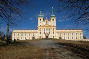Olomouc-Svatý Kopeček, bazilika Navštívení Panny Marie