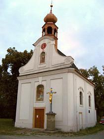 Prostějov, kaple sv. Anny