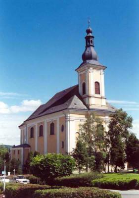 Zábřeh na Moravě, kostel sv. Bartoloměje