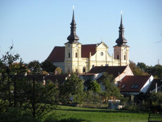 Brno-Tuřany, kostel Zvěstování Panny Marie
