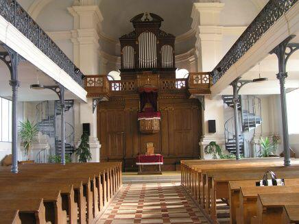 Klobouky u Brna, kostel Českobratrské církve evangelické