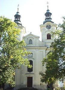 Liberec, kostel Nalezení svatého Kříže