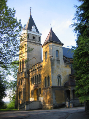 Ostrava-Radvanice, kostel Neposkvrněného početí Panny Marie