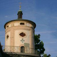 Praha 1 - Holešovice, kaple sv. Máří Magdalény
