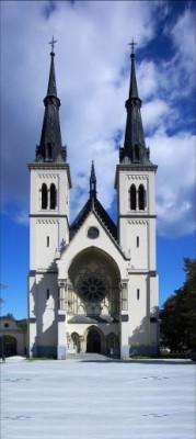 Ostrava-Přívoz, kostel Neposkvrněného početí Panny Marie