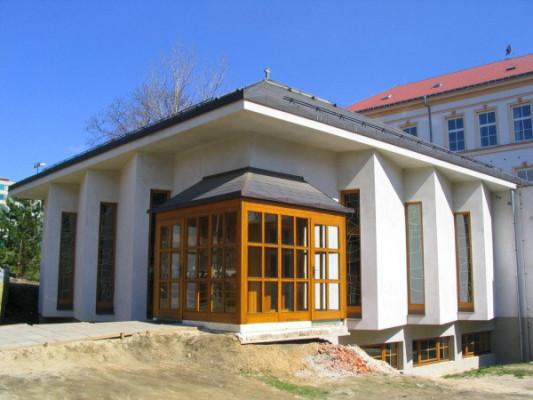 Liberec-Vratislavice nad Nisou, kaple Vzkříšení