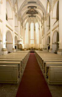 Praha 1 - Staré Město, kostel U Salvátora