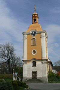 Kolín V, kostel sv. Víta