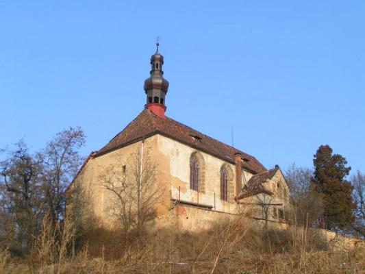 Plzeň-Slovany, kostel sv. Mikuláše