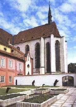 České Budějovice, kostel Obětování Panny Marie