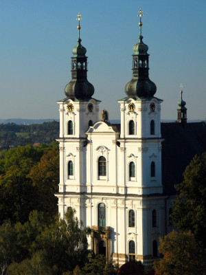 Frýdek-Místek, bazilika Navštívení Panny Marie/OTEVŘENÉ CHRÁMY