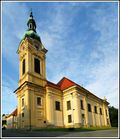 Uherský Brod, kostel Neposkvrněného početí P. Marie