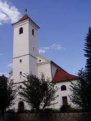 Uherský Brod, chrám Mistra Jana Husa - CČSH