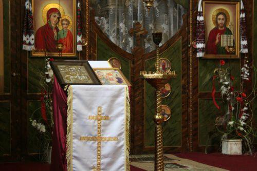 Plzeň, pravoslavný chrám sv. Anny