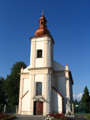 Ostrava-Heřmanice, kostel sv. Marka