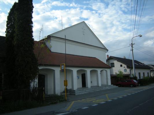 Ostrava-Stará Bělá, Husův sbor