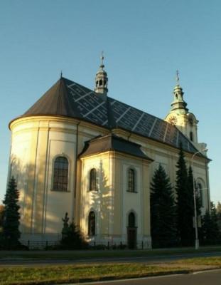 Frýdek-Místek, kostel sv. Jana a Pavla v Místku