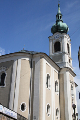 Trutnov-Vnitřní Město, kostel Narození Panny Marie