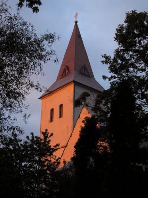 Karviná-Fryštát, kostel Povýšení sv. Kříže