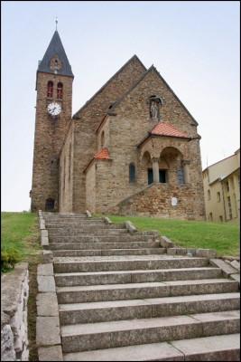 Zaječí, kostel sv. Jana Křtitele