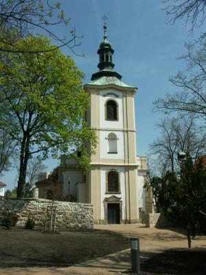 Mladá Boleslav, kostel sv. Havla
