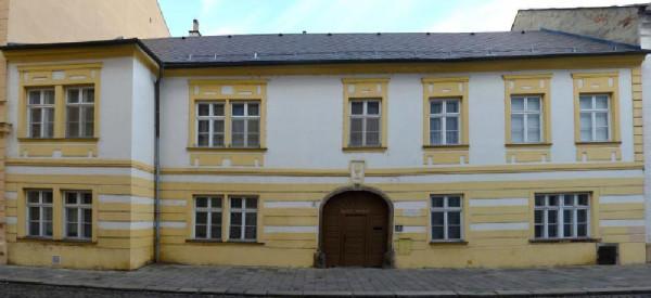 Olomouc, modlitebna Církve bratrské