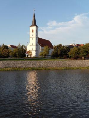 Strakonice, kostel sv. Markéty