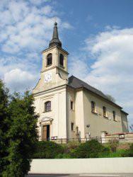 Libchavy-Dolní Libchavy, kostel sv. Mikuláše