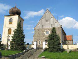 Sopotnice, kostel sv. Zikmunda