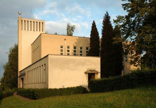 Zlín, kostel Českobratrské církve evangelické