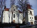 Mladá Vožice, kostel sv. Martina