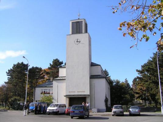 Praha 6 - Střešovice, kostel ČCE