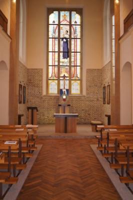 Kroměříž, kaple sv. Stanislava Kostky - AG