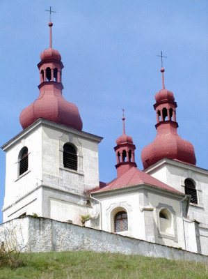 Strážiště, kostel sv. Martina