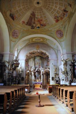 Vejprnice, kostel sv. Vojtěcha