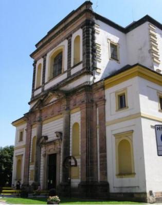 Jičín-Staré Město, kostel sv. Jakuba