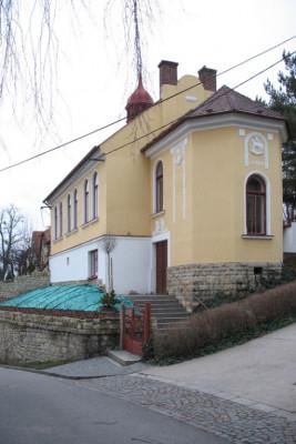 Litomyšl, kostel Českobratrské církve evangelické, Na Lánech