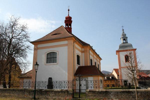 Litoměřice-Předměstí, kostel sv. Vojtěcha