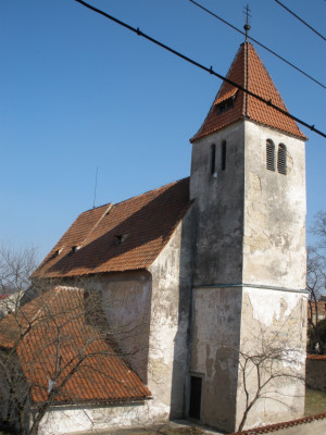 Kojetice, kostel sv. Víta
